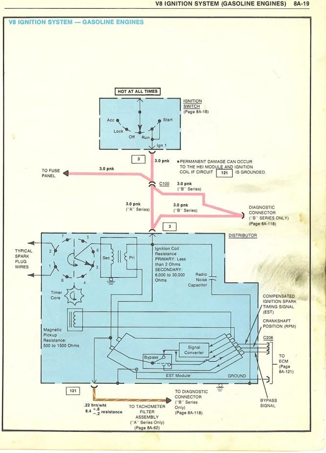 68 Chevy Truck Ignition Switch Wiring Diagram - Wiring Diagram