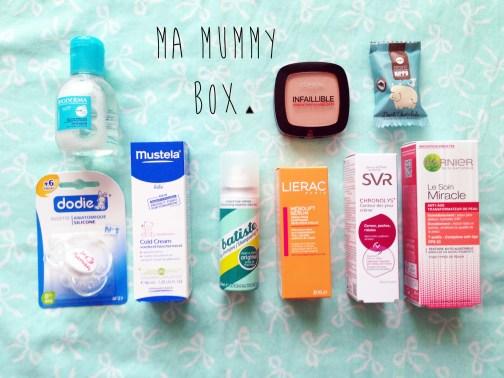 mummy box