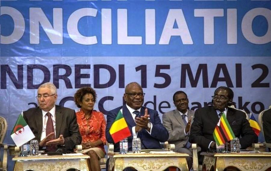 Actualités du Mali -  Pr Issa N'Diaye:« L'accord d'Alger consacre la violation flagrante de la souveraineté de l'Etat du Mali…L' accord est inapplicable dans les faits… »