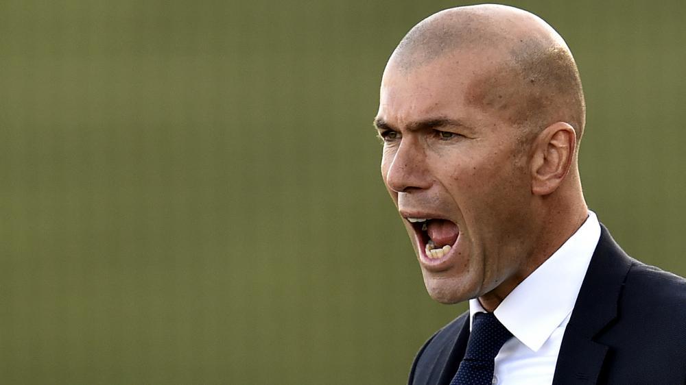 Actualités du Mali - Football : Zinédine Zidane nommé entraîneur du Real Madrid