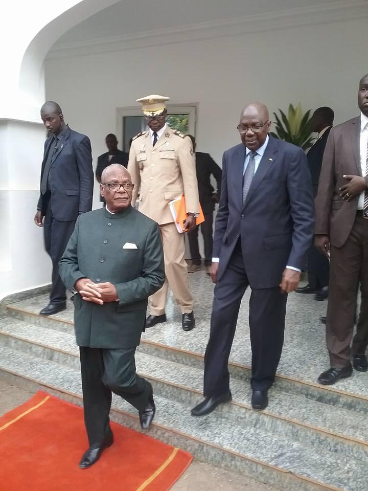 Actualités du Mali - Modibo Keita : l'heure du Bilan