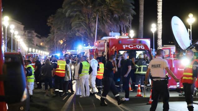 Actualités du Mali - France: une attaque au camion à Nice fait des dizaines de victimes