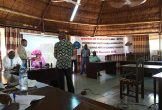 Mali-Météo : Les hommes de médias à l'école du lexique météorologique