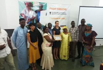 Programme sur la santé maternelle, néonatale et infantile : Le projet SIMSONE de la Terre des hommes primé