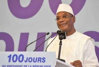 Les 100 jours d'IBK au trône : l'Association Mali IBK appelle au dialogue et la réconciliation de la classe politique