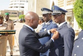 Reconnaissance du mérite au ministère de la sécurité et de la protection civile: 39 récipiendaires dont 15 retraités de la police nationale