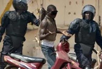 Palais des sports : Un voleur de moto pris la main dans le sac
