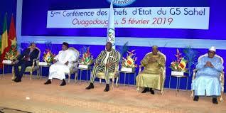 Sommet du G5 Sahel au Burkina en pleine spirale jihadiste