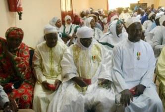 Leaders religieux : 15 nouveaux médaillés