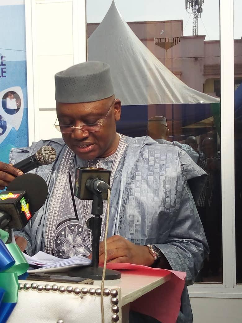 BDM-SA : L'agence de Magnabougou inaugurée