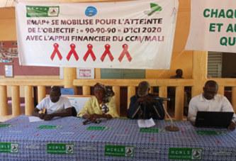 Personnes vivant avec le VIH : 8,5% connaissent l'exclusion sociale et familiale