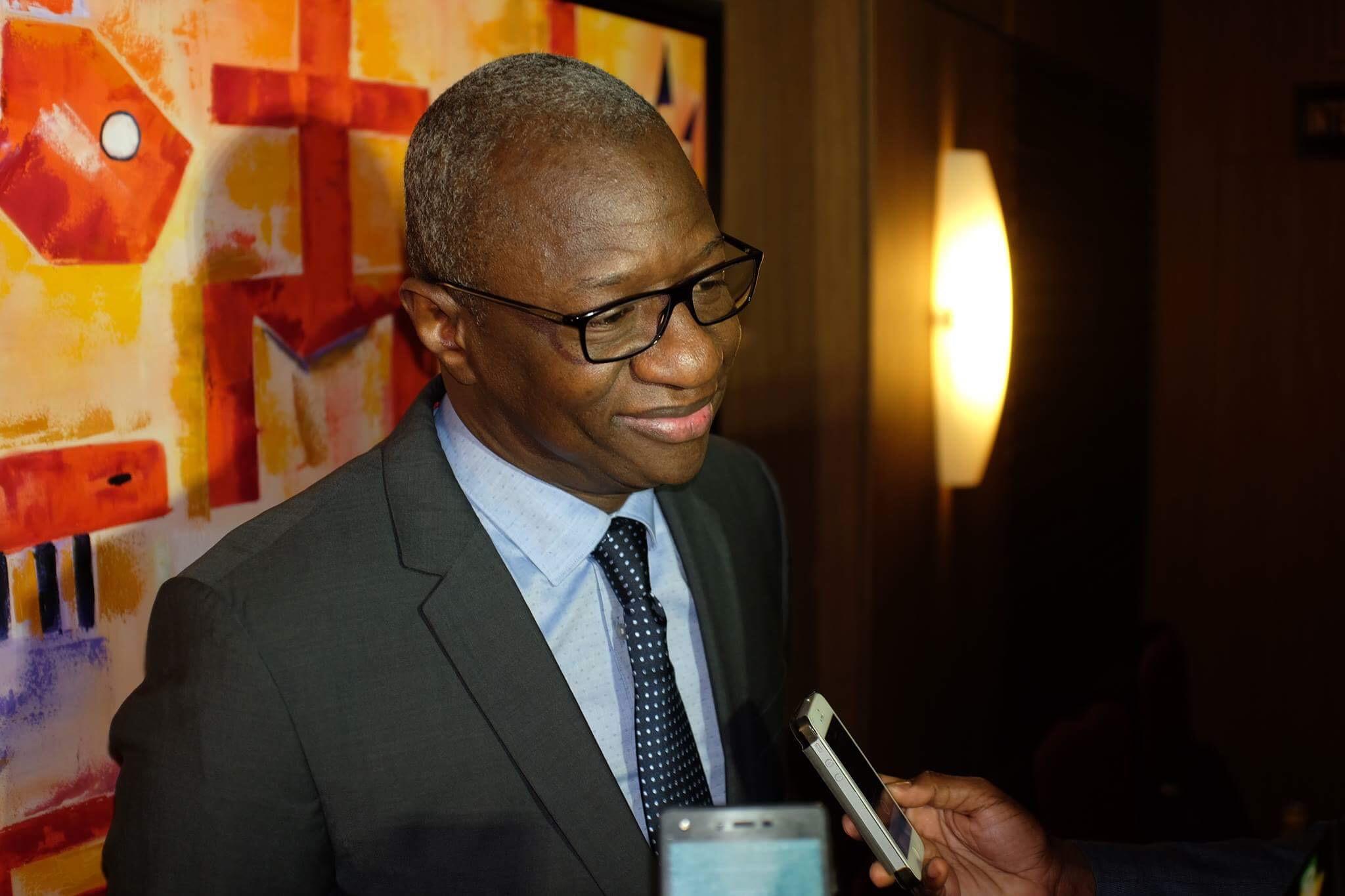 Me Mamadou Ismaël Konaté, ancien ministre de la justice : « les juges, tant que vous n'êtes pas juges, l'argent public souffrira ; les faibles supporteront la violence du fort… »