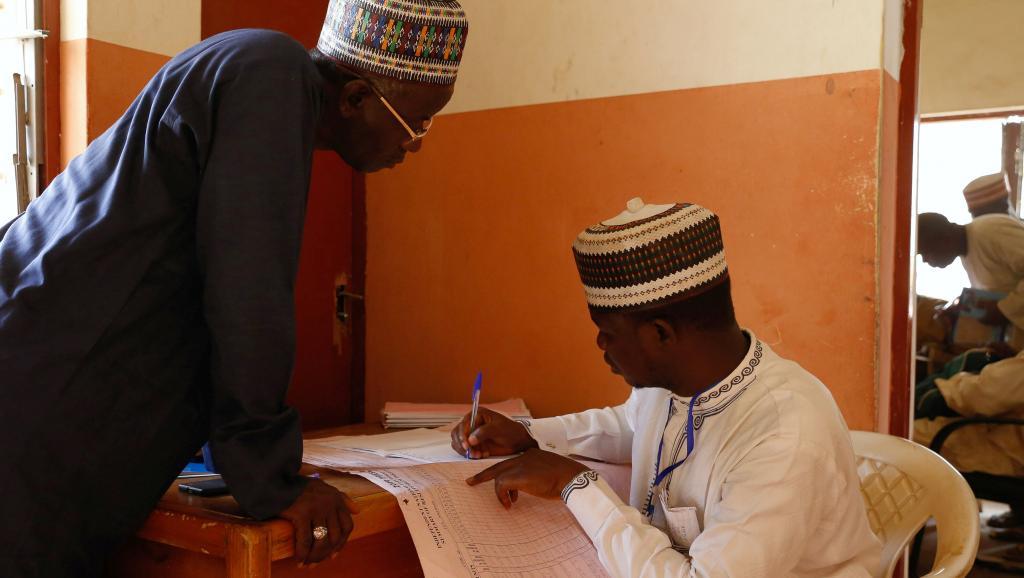 Elections générales au Nigeria: demarrage officiel de la collecte des résultats