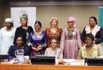 22ième Assemblée générale des Premières Dames d'Afrique : Vibrante plaidoirie de la Première Dame pour l'éducation des filles