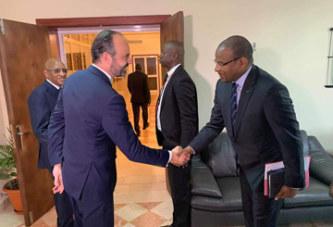 Visite d'Edouard Philippe au Mali: La France réitère son soutien pour le développement de notre pays