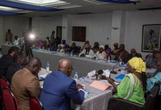 La Commission Nationale des droits de l'homme échange avec ses partenaires sur son plan d'action stratégique 2018-2020