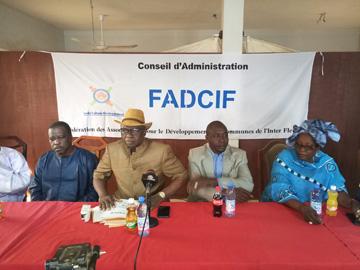 Zone interfleuve : Les ressortissants interpellent le gouvernement pour son développement