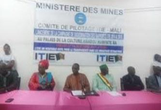 ITIE-Mali : La validation au niveau international reste l'un des enjeux