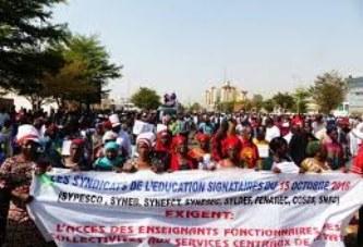 Grève des enseignants : Les bons offices de l'AMSUNEEM et de l'AEEM apportent une lueur d'espoir