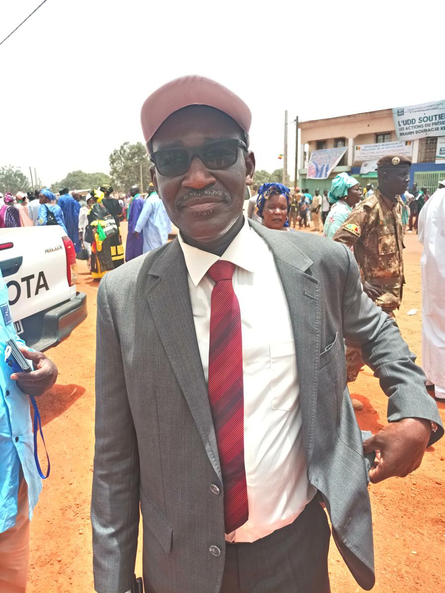 Direction nationale des routes : Mamadou Nama Keita, un sacerdoce