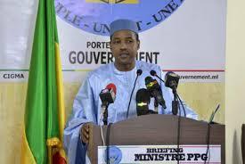 Briefing du porte-parole du Gouvernement : Les événements d'Ogossagou en vedette
