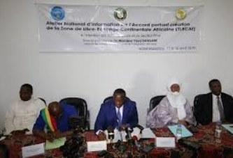 Echanges entre pays du continent : La zone de libre-échange  présentée aux acteurs économiques