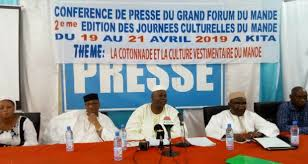 Promotion de la culture mandenka: Le credo du GFM