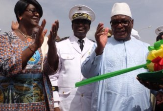 Infrastructures : IBK à Sikasso pour lancer les travaux de construction d'échangeur