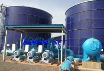 Ministère de l'Energie et de l'Eau: L'eau de Kabala est dans les robinets