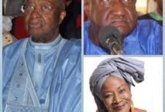Processus du dialogue politique : Trois personnalités nommés pour  en concrétiser