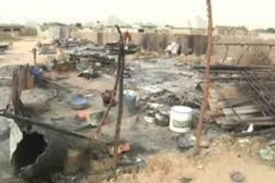 Attaque de Sobane Da : La spirale de la violence continue