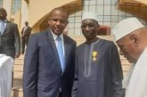 Mérite nationale : Youssouf Maiga, PDG de l'OPAM décoré Officier de l'ordre national du Mali