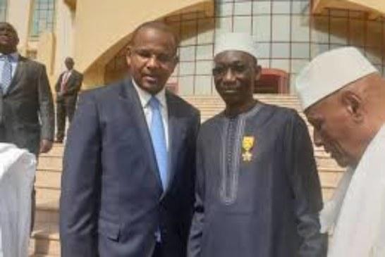 Mérite nationale : Youssouf Maiga, PDG de l'OPAM décoré Officier de l'ordre national du Mali