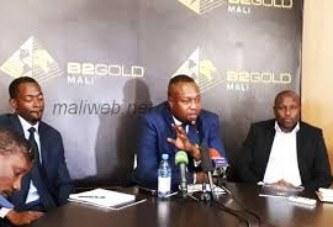 Société minière B2GOLD : Une prévision de 18 tonnes d'or pour 2020
