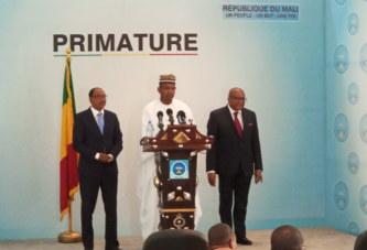 PM Boubou Cissé par rapport au Coronavirus : « On appelle à la responsabilité citoyenne de chacun et chacune sinon les mesures préconisées n'auront pas les effets »