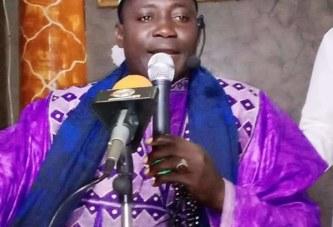 Achoura 1442 : l'Imam Abdoul Moumini Mallé prêche pour la paix et la cohésion sociale