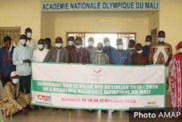 Académie  Nationale Olympique : Les valeurs Olympique aux centres des débats