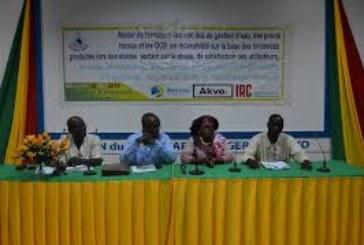Eau et Assainissement : La CN-CIEPA fait le point sur le financement et l'exécution du budget alloué