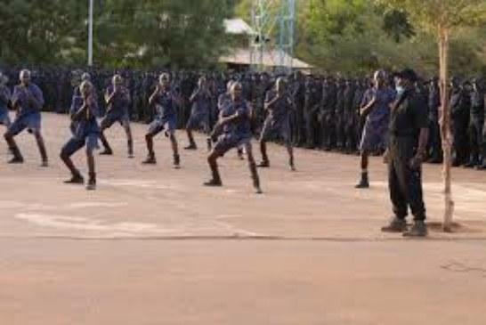 Police nationale : 1736 élèves policiers dont 355 dames formés