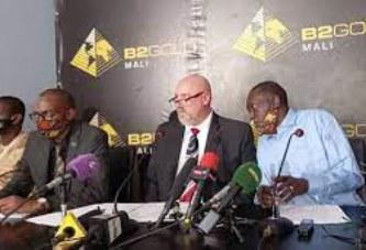 Affaire des mines de Menankoto : Avec de l'argent B2Gold manipule l'opinion sur du faux