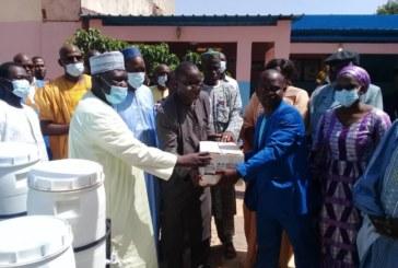CSCOM de Missira : Un don d'une valeur de 10 millions de F CFA offert par SACKO Holding et l'ONG AMLCCP