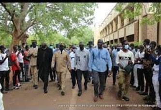 IPR/IFRA de Katibougou : Le ministre Amadou Kéita s'imprègne des problèmes