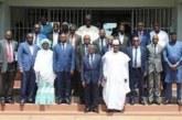 Lutte contre la corruption et la délinquance économique et financière : Le PM Maïga en visite au Bureau du Vérificateur Général (BVG)