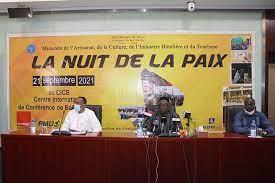 Ministère de la culture : Une soirée « nuit de la paix » se tiendra le 21 septembre prochain
