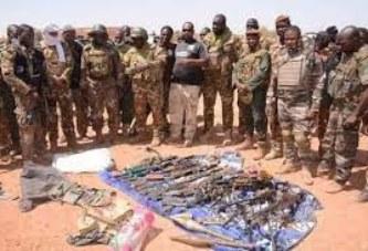 Lutte contre les terroristes : La DIRPA donne quelques bilans des opérations menées