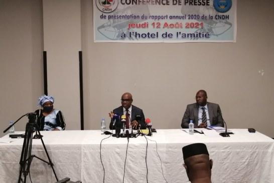 CNDH : Le rapport 2020 exhibe la situation des droits de l'homme