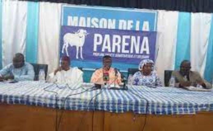 Assises nationales de la refondation : Une dilapidation du dénier public selon le PARENA