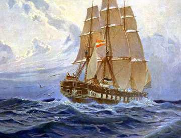 Catatan Ekspedisi Novara 1857-1859: Menyusuri Ci Tarum dari Curug Jompong Hingga ke Sanghyang Tikoro