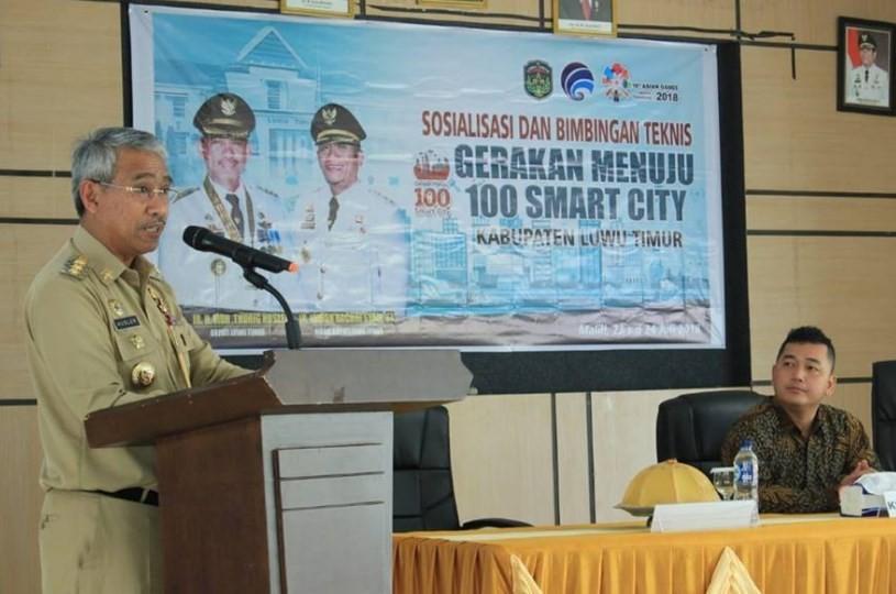 Smart City Luwu Timur