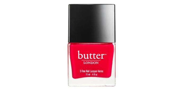 .Butter London Nail Lacquer in Ladybird